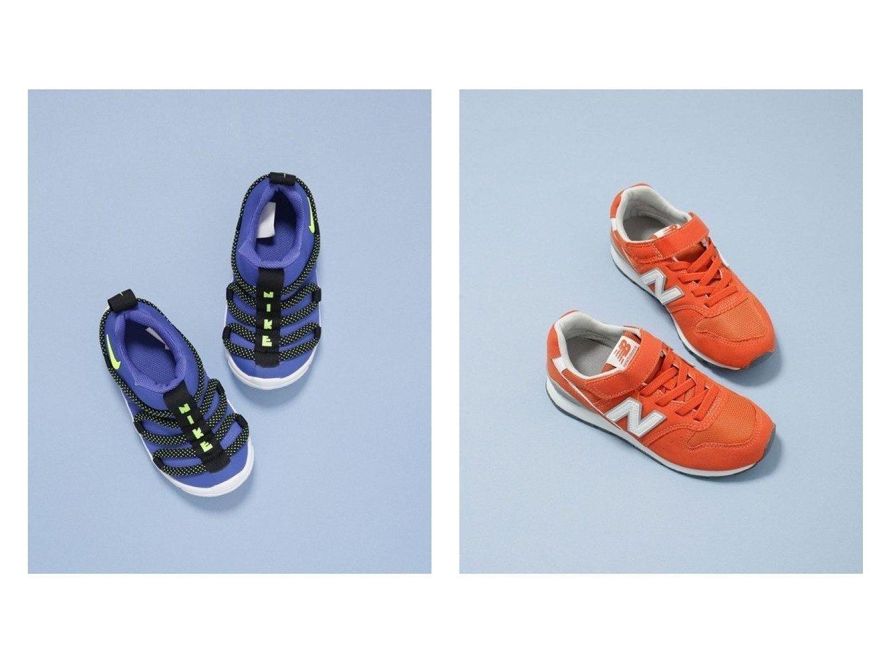 【new balance/ニューバランス】のYV996&【NIKE/ナイキ】のナイキ ノーヴィスTD シューズ・靴のおすすめ!人気、トレンド・レディースファッションの通販  おすすめで人気の流行・トレンド、ファッションの通販商品 メンズファッション・キッズファッション・インテリア・家具・レディースファッション・服の通販 founy(ファニー) https://founy.com/ ファッション Fashion レディースファッション WOMEN カラフル 軽量 シューズ スニーカー スポーツ スリッポン リボン オレンジ バランス ボストン 人気  ID:crp329100000015627