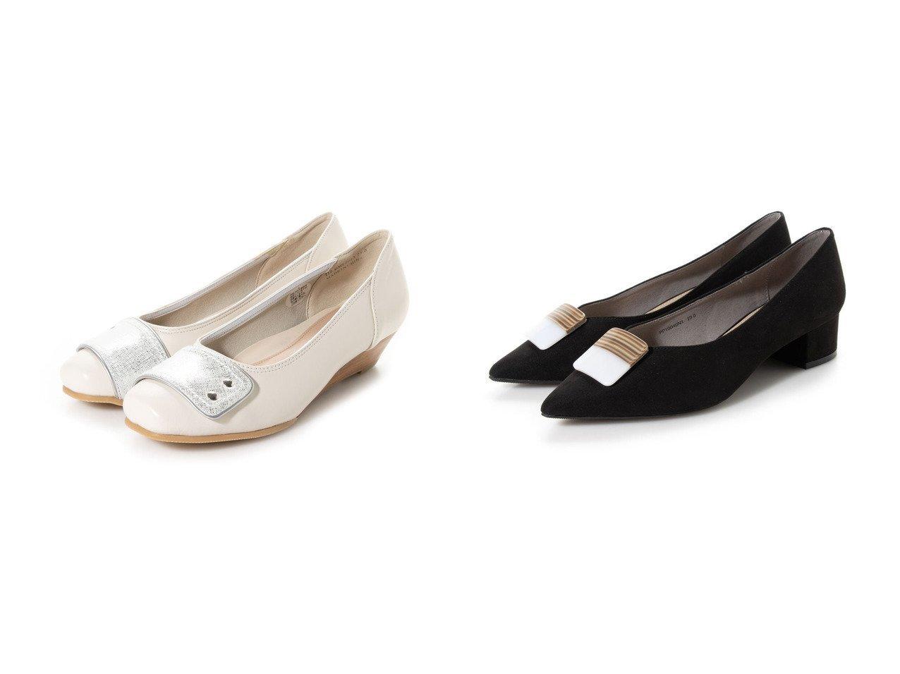 【modello/モデロ】の【撥水加工】 機能面を追加しバージョンアップ! スクエアトゥパンプス DML6013&【RANDA/ランダ】の2WAY ソフト マーブルパーツローヒールパンプス シューズ・靴のおすすめ!人気、トレンド・レディースファッションの通販  おすすめで人気の流行・トレンド、ファッションの通販商品 メンズファッション・キッズファッション・インテリア・家具・レディースファッション・服の通販 founy(ファニー) https://founy.com/ ファッション Fashion レディースファッション WOMEN 2020年 2020 2020 春夏 S/S SS Spring/Summer 2020 S/S 春夏 SS Spring/Summer シンプル 人気 定番 Standard 春 Spring  ID:crp329100000015630