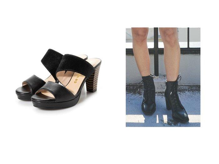 【cava cava/サヴァサヴァ】のストームミュールサンダル&【EGOIST/エゴイスト】のスクエアトゥレースUPブーツ シューズ・靴のおすすめ!人気、トレンド・レディースファッションの通販  おすすめ人気トレンドファッション通販アイテム 人気、トレンドファッション・服の通販 founy(ファニー)  ファッション Fashion レディースファッション WOMEN 2020年 2020 2020 春夏 S/S SS Spring/Summer 2020 S/S 春夏 SS Spring/Summer ウッド 春 Spring 2021年 2021 2021-2022 秋冬 A/W AW Autumn/Winter / FW Fall-Winter 2021-2022 A/W 秋冬 AW Autumn/Winter / FW Fall-Winter ショート スタイリッシュ ダウン ヌーディ レース 定番 Standard |ID:crp329100000015633