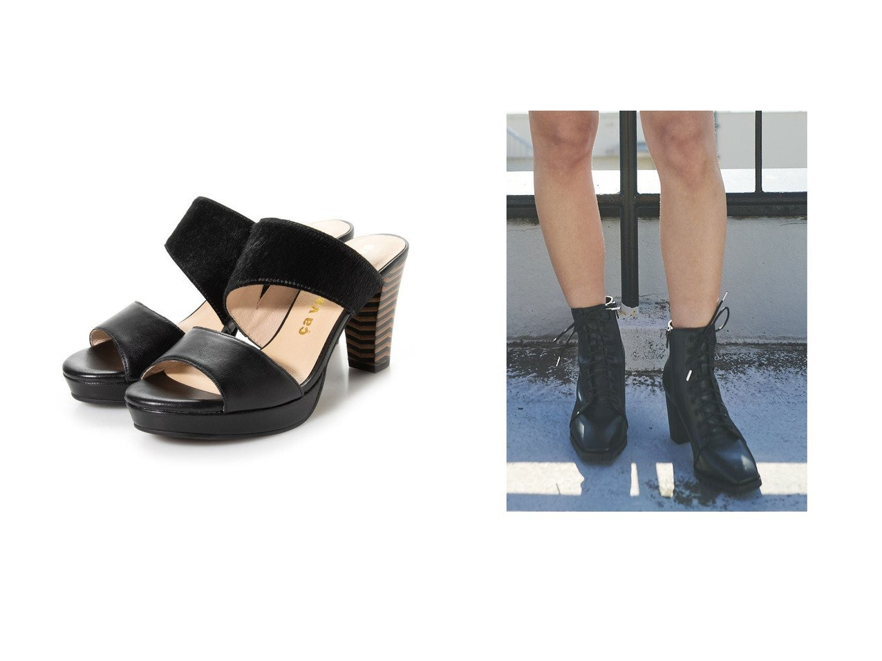 【cava cava/サヴァサヴァ】のストームミュールサンダル&【EGOIST/エゴイスト】のスクエアトゥレースUPブーツ シューズ・靴のおすすめ!人気、トレンド・レディースファッションの通販  おすすめで人気の流行・トレンド、ファッションの通販商品 メンズファッション・キッズファッション・インテリア・家具・レディースファッション・服の通販 founy(ファニー) https://founy.com/ ファッション Fashion レディースファッション WOMEN 2020年 2020 2020 春夏 S/S SS Spring/Summer 2020 S/S 春夏 SS Spring/Summer ウッド 春 Spring 2021年 2021 2021-2022 秋冬 A/W AW Autumn/Winter / FW Fall-Winter 2021-2022 A/W 秋冬 AW Autumn/Winter / FW Fall-Winter ショート スタイリッシュ ダウン ヌーディ レース 定番 Standard  ID:crp329100000015633