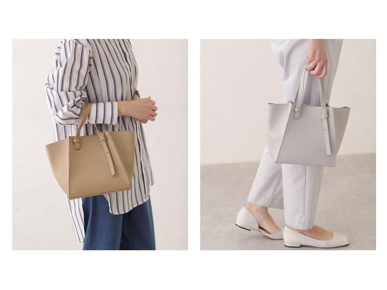 【nano universe/ナノ ユニバース】のWEB限定/カシメハンドルミニトートバッグ バッグ・鞄のおすすめ!人気、トレンド・レディースファッションの通販  おすすめで人気の流行・トレンド、ファッションの通販商品 メンズファッション・キッズファッション・インテリア・家具・レディースファッション・服の通販 founy(ファニー) https://founy.com/ ファッション Fashion レディースファッション WOMEN バッグ Bag アシンメトリー シンプル フェイクレザー ポケット マグネット 再入荷 Restock/Back in Stock/Re Arrival NEW・新作・新着・新入荷 New Arrivals |ID:crp329100000015638