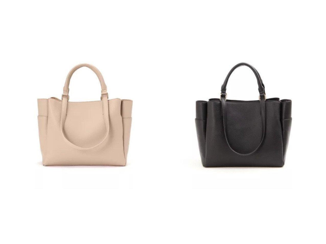 【NATURAL BEAUTY BASIC/ナチュラル ビューティー ベーシック】のライトウエイト2WAYハンドルトート バッグ・鞄のおすすめ!人気、トレンド・レディースファッションの通販  おすすめで人気の流行・トレンド、ファッションの通販商品 メンズファッション・キッズファッション・インテリア・家具・レディースファッション・服の通販 founy(ファニー) https://founy.com/ ファッション Fashion レディースファッション WOMEN バッグ Bag ポケット 傘 軽量 |ID:crp329100000015647
