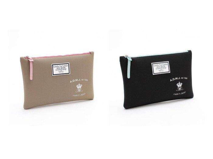 【A.D.M.J/アクセソワドゥマドモワゼルジャップ】のThe Magic Light FLAT POUCH 3pcs SET おすすめ!人気、トレンド・レディースファッションの通販  おすすめファッション通販アイテム インテリア・キッズ・メンズ・レディースファッション・服の通販 founy(ファニー) https://founy.com/ ファッション Fashion レディースファッション WOMEN セットアップ Setup クラッチ シリコン スーツ ダブル ポーチ 送料無料 Free Shipping NEW・新作・新着・新入荷 New Arrivals |ID:crp329100000015680