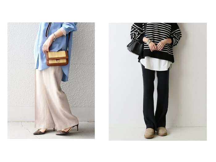 【FRAMeWORK/フレームワーク】のリブレギンス&【SHIPS/シップス フォー ウィメン】の【手洗い可能】メランジピンタックトラウザーパンツ パンツのおすすめ!人気、トレンド・レディースファッションの通販 おすすめファッション通販アイテム レディースファッション・服の通販 founy(ファニー) ファッション Fashion レディースファッション WOMEN パンツ Pants レギンス Leggings シャンブレー ジャケット ジーンズ セットアップ トレンド リラックス 再入荷 Restock/Back in Stock/Re Arrival NEW・新作・新着・新入荷 New Arrivals 2020年 2020 2020-2021 秋冬 A/W AW Autumn/Winter / FW Fall-Winter 2020-2021 A/W 秋冬 AW Autumn/Winter / FW Fall-Winter ストレート チュニック レギンス |ID:crp329100000015792