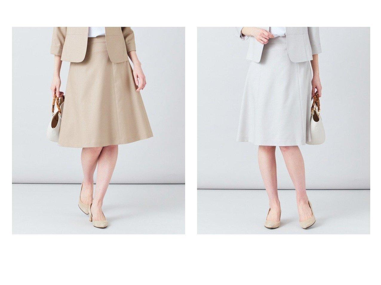 【J.PRESS/ジェイ プレス】の【洗える】OXIJEWELストレッチ スカート スカートのおすすめ!人気、トレンド・レディースファッションの通販 おすすめで人気の流行・トレンド、ファッションの通販商品 メンズファッション・キッズファッション・インテリア・家具・レディースファッション・服の通販 founy(ファニー) https://founy.com/ ファッション Fashion レディースファッション WOMEN スカート Skirt 送料無料 Free Shipping ジャケット ストレッチ セットアップ ドレープ フレア フレアースカート 切替 洗える  ID:crp329100000015815