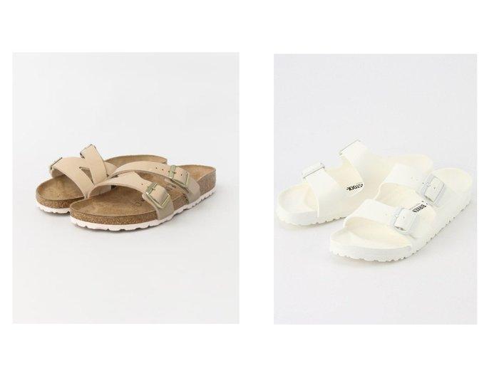 【Sonny Label / URBAN RESEARCH/サニーレーベル】のBIRKENSTOCK Yao Balance&【SHIPS/シップス フォー ウィメン】のBIRKENSTOCK EVAARIZONA シューズ・靴のおすすめ!人気、トレンド・レディースファッションの通販 おすすめファッション通販アイテム インテリア・キッズ・メンズ・レディースファッション・服の通販 founy(ファニー) https://founy.com/ ファッション Fashion レディースファッション WOMEN サンダル シューズ ビーチ ミュール 定番 Standard |ID:crp329100000015820