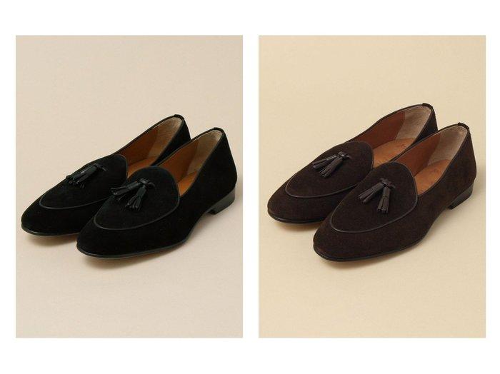 【SHIPS / MEN/シップス】のpolpetta ベルジャン タッセルローファーシューズ 【MEN】別注・限定・コラボなど、おすすめ!人気トレンド・メンズファッション通販 おすすめファッション通販アイテム レディースファッション・服の通販 founy(ファニー) ファッション Fashion メンズファッション MEN シューズ・靴 Shoes Men ブーツ Boots イタリア シューズ ショート スエード タッセル 定番 Standard パイピング フォルム 別注 ライニング NEW・新作・新着・新入荷 New Arrivals |ID:crp329100000015987