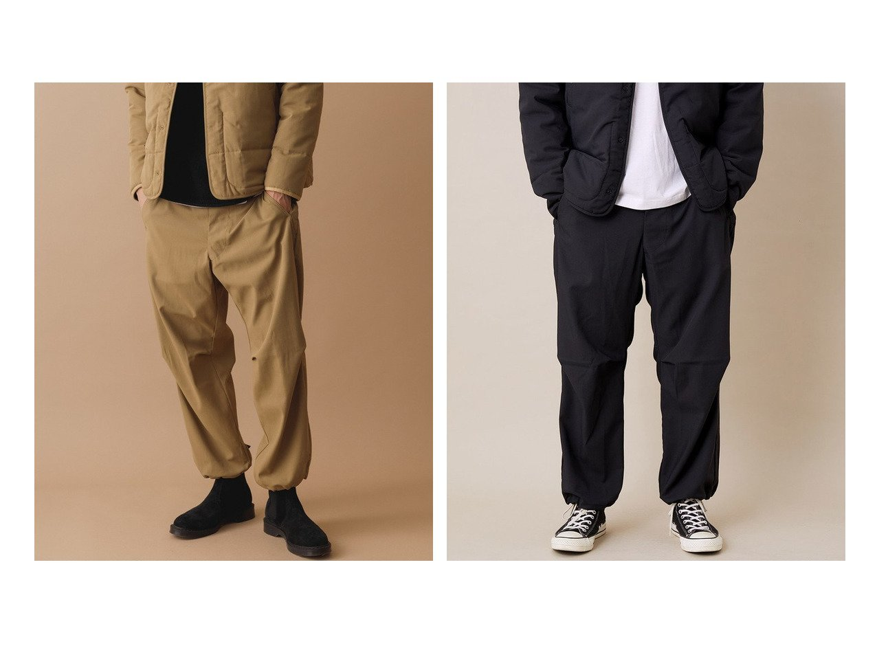 【Adam et Rope / MEN/アダムエロペ 】の【DESCENTE ddd】別注 CARGO PANTS 【MEN】別注・限定・コラボなど、おすすめ!人気トレンド・メンズファッション通販 おすすめで人気の流行・トレンド、ファッションの通販商品 メンズファッション・キッズファッション・インテリア・家具・レディースファッション・服の通販 founy(ファニー) https://founy.com/ ファッション Fashion メンズファッション MEN ボトムス Bottoms Men カーゴパンツ コレクション ストレッチ プリーツ 別注 ミリタリー S/S 春夏 SS Spring/Summer NEW・新作・新着・新入荷 New Arrivals |ID:crp329100000016020