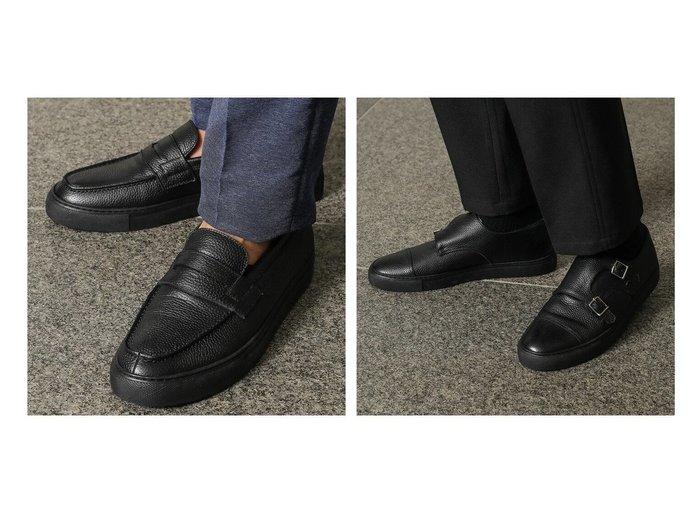 【Men's Bigi / MEN/メンズビギトーキョー】の別注シュリンクレザーシューズ&別注ダブルモンクレザーシューズ 【MEN】別注・限定・コラボなど、おすすめ!人気トレンド・メンズファッション通販 おすすめファッション通販アイテム レディースファッション・服の通販 founy(ファニー) ファッション Fashion メンズファッション MEN シューズ・靴 Shoes Men スニーカー Sneakers シューズ スペシャル ドレス 別注 NEW・新作・新着・新入荷 New Arrivals |ID:crp329100000016027