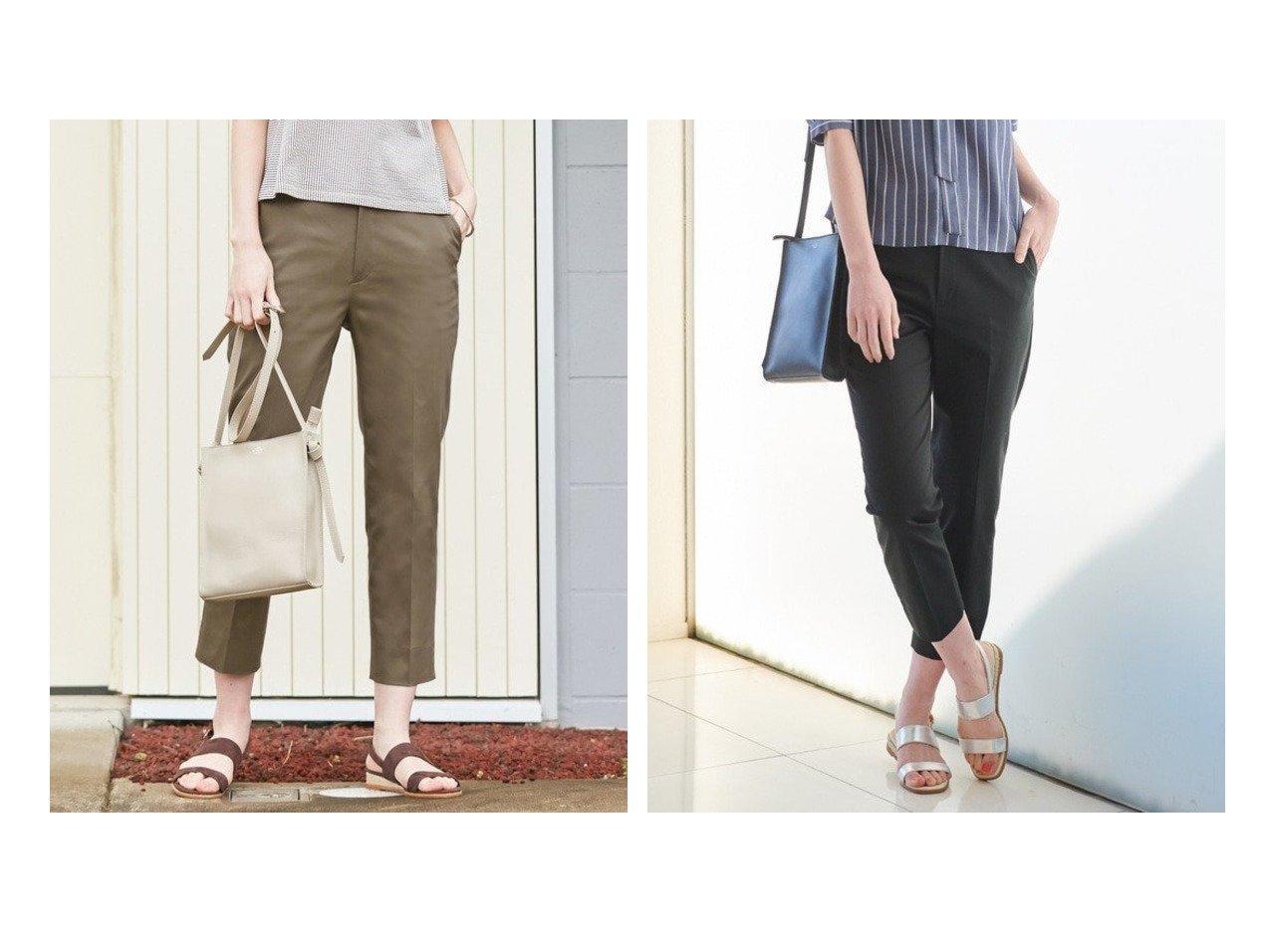 【J.PRESS/ジェイ プレス】の【洗える】サテンストレッチ パンツ パンツのおすすめ!人気、トレンド・レディースファッションの通販 おすすめで人気の流行・トレンド、ファッションの通販商品 メンズファッション・キッズファッション・インテリア・家具・レディースファッション・服の通販 founy(ファニー) https://founy.com/ ファッション Fashion レディースファッション WOMEN パンツ Pants 送料無料 Free Shipping サテン シンプル ストレッチ センター フィット 洗える |ID:crp329100000016066