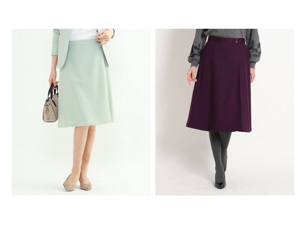 【SunaUna/スーナウーナ】の【洗える】アンミルドウォッシャブル&【INDIVI/インディヴィ】のナチュリーツイルフレアスカート スカートのおすすめ!人気、トレンド・レディースファッションの通販 おすすめで人気の流行・トレンド、ファッションの通販商品 メンズファッション・キッズファッション・インテリア・家具・レディースファッション・服の通販 founy(ファニー) https://founy.com/ ファッション Fashion レディースファッション WOMEN スカート Skirt Aライン/フレアスカート Flared A-Line Skirts スーツ Suits スーツ スカート Skirt A/W 秋冬 AW Autumn/Winter / FW Fall-Winter ジャージ タイトスカート ポケット 再入荷 Restock/Back in Stock/Re Arrival 洗える コンパクト 吸水 ジャケット ストレッチ スーツ セットアップ フォーマル ワンポイント |ID:crp329100000016090