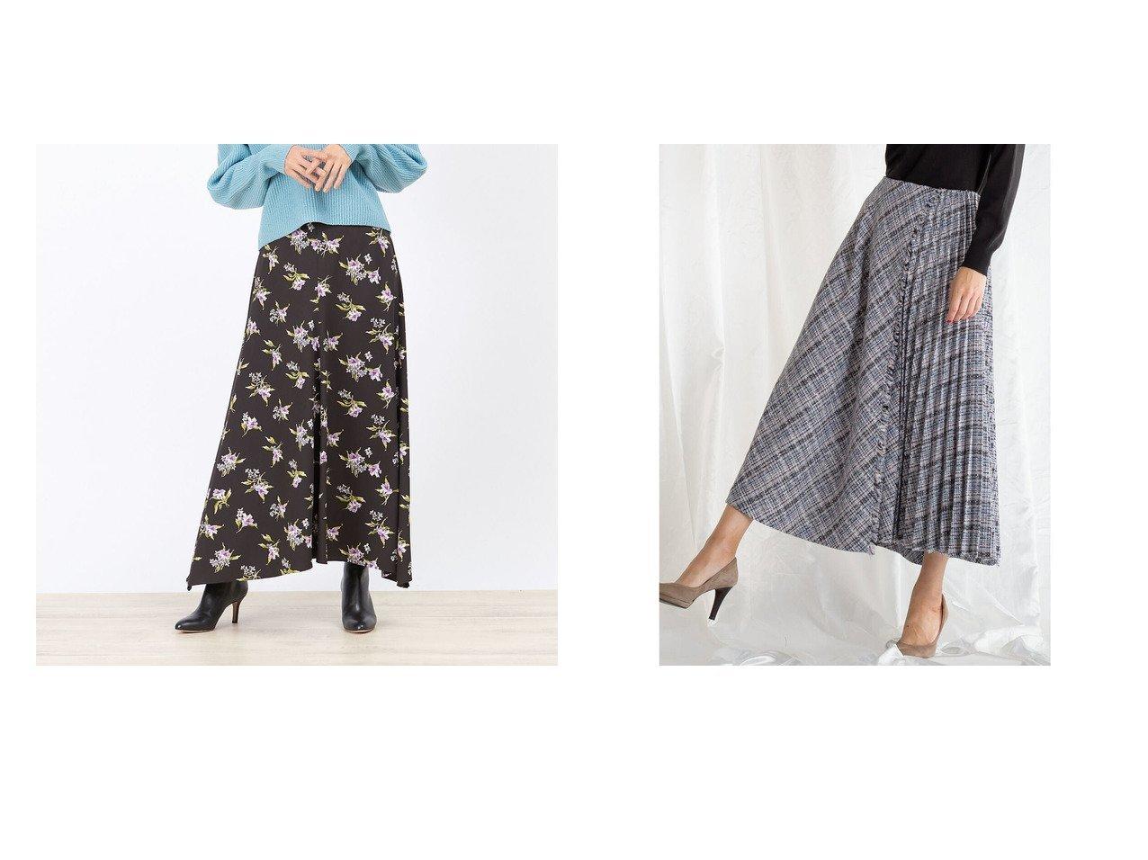 【Viaggio Blu/ビアッジョブルー】のカラーツィードサイドプリーツスカート&【Rouge vif la cle/ルージュヴィフラクレ】のフラワープリントスカート スカートのおすすめ!人気、トレンド・レディースファッションの通販 おすすめで人気の流行・トレンド、ファッションの通販商品 メンズファッション・キッズファッション・インテリア・家具・レディースファッション・服の通販 founy(ファニー) https://founy.com/ ファッション Fashion レディースファッション WOMEN スカート Skirt プリーツスカート Pleated Skirts 2020年 2020 2020-2021 秋冬 A/W AW Autumn/Winter / FW Fall-Winter 2020-2021 A/W 秋冬 AW Autumn/Winter / FW Fall-Winter スウェット タイツ フレア フレアースカート プリント 2021年 2021 2021-2022 秋冬 A/W AW Autumn/Winter / FW Fall-Winter 2021-2022 ツイード フリンジ プリーツ |ID:crp329100000016092