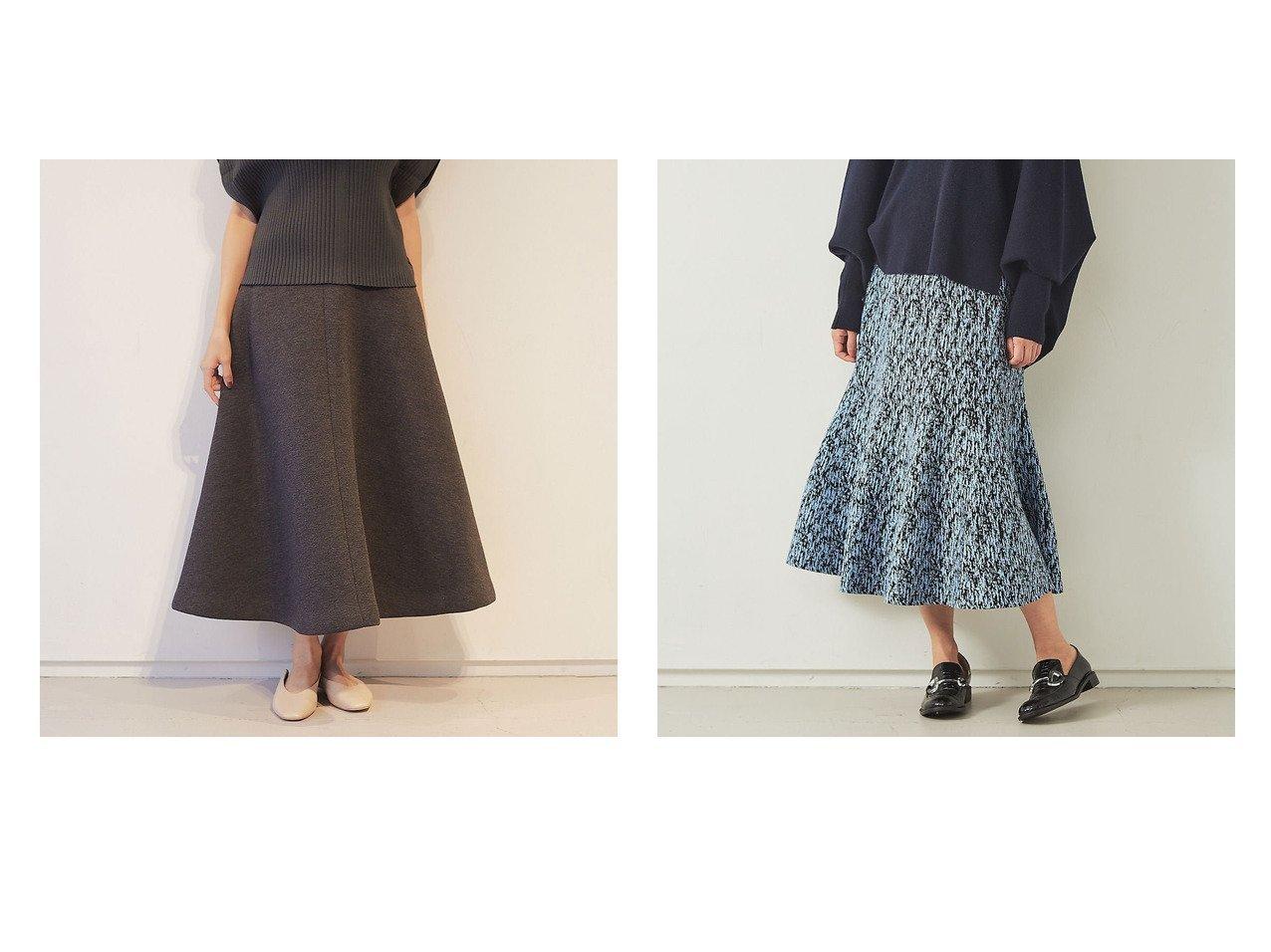 【Rouge vif la cle/ルージュヴィフラクレ】の【BRAHMIN】ジャガードニットスカート&【BRAHMIN】ダンボールフレアスカート スカートのおすすめ!人気、トレンド・レディースファッションの通販 おすすめで人気の流行・トレンド、ファッションの通販商品 メンズファッション・キッズファッション・インテリア・家具・レディースファッション・服の通販 founy(ファニー) https://founy.com/ ファッション Fashion レディースファッション WOMEN スカート Skirt Aライン/フレアスカート Flared A-Line Skirts 2020年 2020 2020-2021 秋冬 A/W AW Autumn/Winter / FW Fall-Winter 2020-2021 A/W 秋冬 AW Autumn/Winter / FW Fall-Winter スウェット トレンド フレア ベーシック アクリル シンプル フェミニン |ID:crp329100000016094