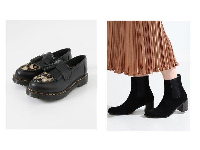 【Sonny Label / URBAN RESEARCH/サニーレーベル】のDr.Martens Adrian Fluff&【Ray BEAMS/レイ ビームス】のスエード サイドゴア ブーツ シューズ・靴のおすすめ!人気、トレンド・レディースファッションの通販 おすすめファッション通販アイテム レディースファッション・服の通販 founy(ファニー) ファッション Fashion レディースファッション WOMEN NEW・新作・新着・新入荷 New Arrivals シューズ ショート スエード スタイリッシュ イエロー フェイクファー レオパード |ID:crp329100000016098