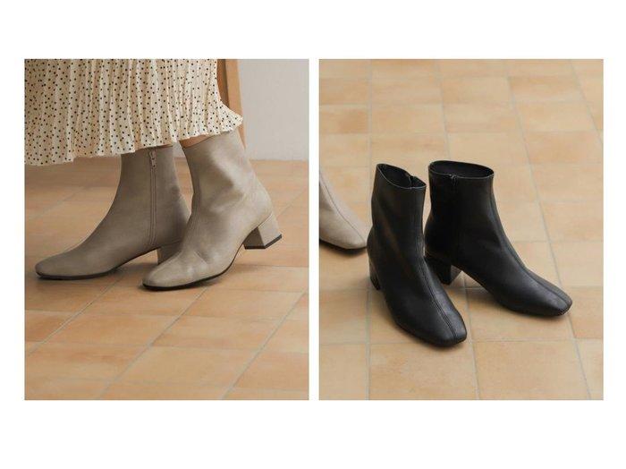 【URBAN RESEARCH DOORS/アーバンリサーチ ドアーズ】のストレッチレザーショートブーツ シューズ・靴のおすすめ!人気、トレンド・レディースファッションの通販 おすすめファッション通販アイテム インテリア・キッズ・メンズ・レディースファッション・服の通販 founy(ファニー) https://founy.com/ ファッション Fashion レディースファッション WOMEN 春 Spring クッション シューズ ショート ジップ ストレッチ センター トレンド フェイクレザー ベーシック NEW・新作・新着・新入荷 New Arrivals |ID:crp329100000016099