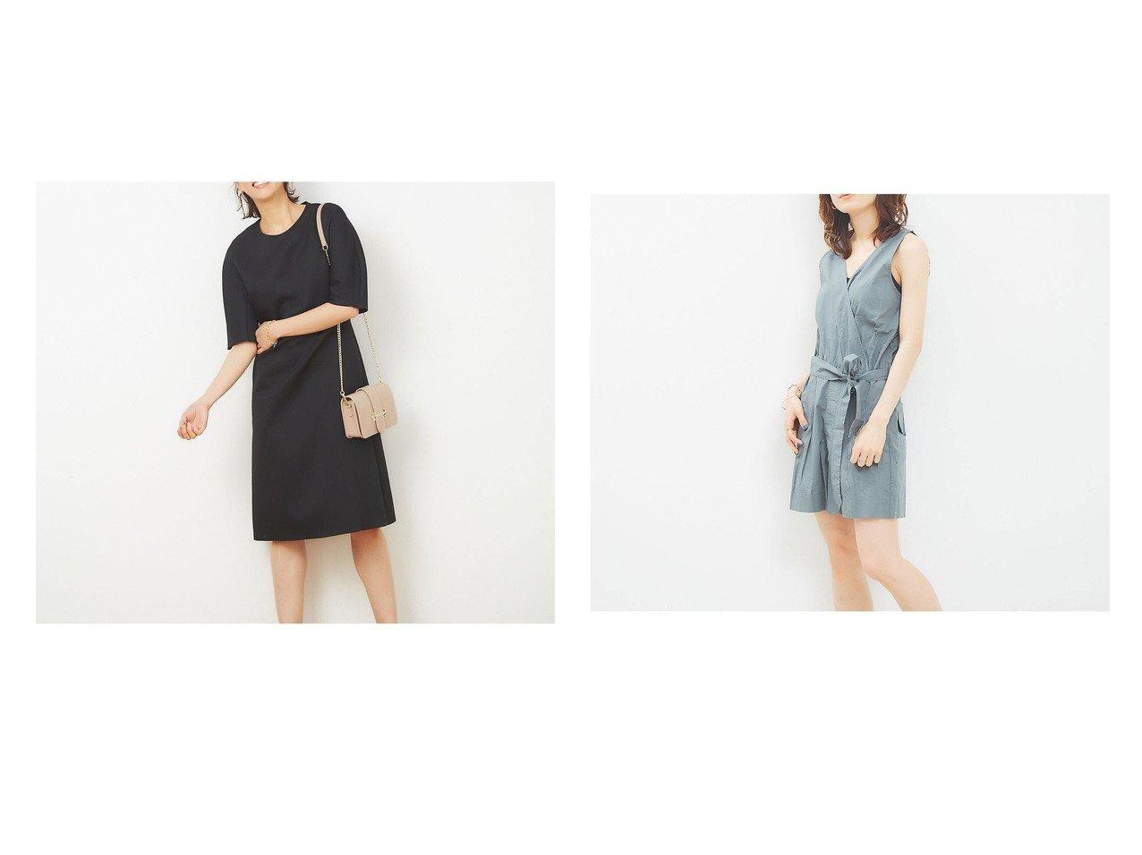 【Rouge vif la cle/ルージュヴィフラクレ】のミニドレス&【Mare Di Latte】 ショート丈サロペット ワンピース・ドレスのおすすめ!人気、トレンド・レディースファッションの通販 おすすめで人気の流行・トレンド、ファッションの通販商品 メンズファッション・キッズファッション・インテリア・家具・レディースファッション・服の通販 founy(ファニー) https://founy.com/ ファッション Fashion レディースファッション WOMEN ワンピース Dress ドレス Party Dresses サロペット Salopette 2020年 2020 2020 春夏 S/S SS Spring/Summer 2020 S/S 春夏 SS Spring/Summer キュプラ ドレス 春 Spring |ID:crp329100000016182