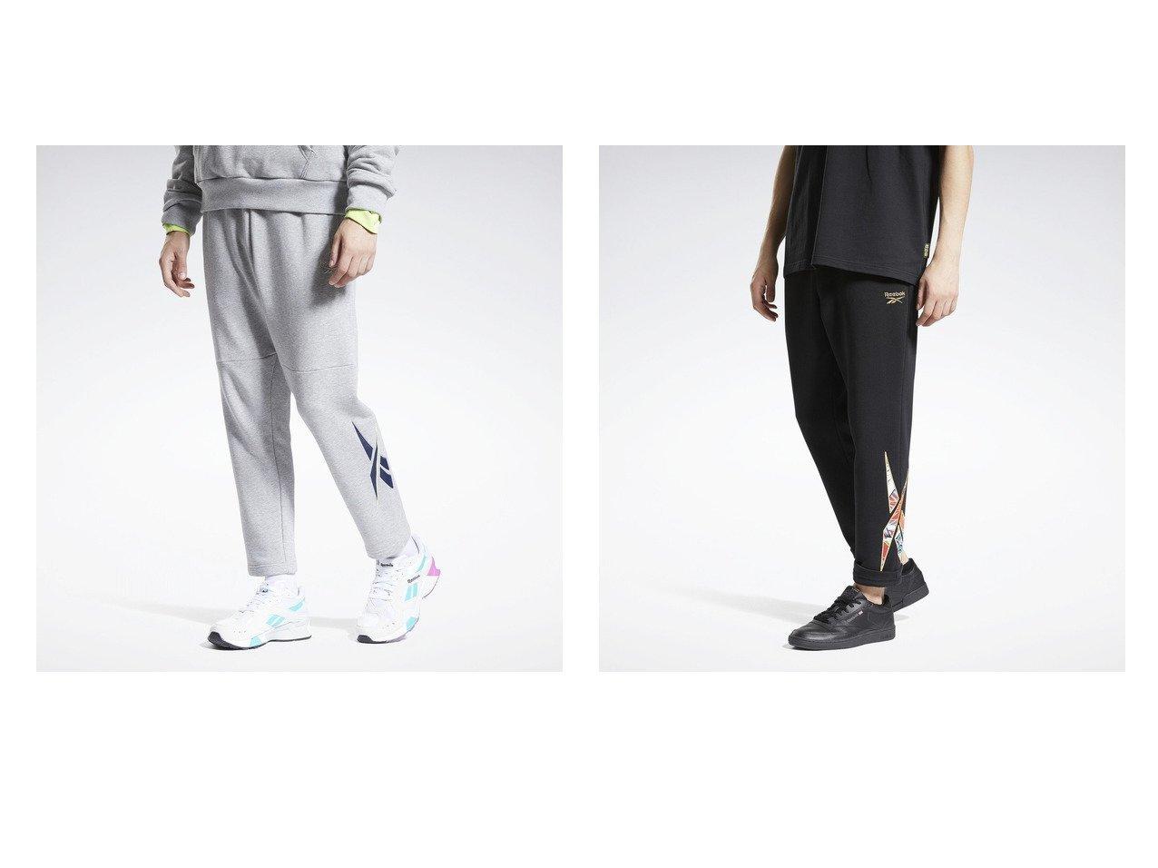 【Reebok/リーボック】のクラシックス ニットパンツ Classics Knit Pants&クラシックス CNY ベクター パンツ Classics CNY Vector Pants パンツのおすすめ!人気、トレンド・レディースファッションの通販 おすすめで人気の流行・トレンド、ファッションの通販商品 メンズファッション・キッズファッション・インテリア・家具・レディースファッション・服の通販 founy(ファニー) https://founy.com/ ファッション Fashion レディースファッション WOMEN パンツ Pants ドローコード フィット フレンチ メンズ レギュラー |ID:crp329100000016282