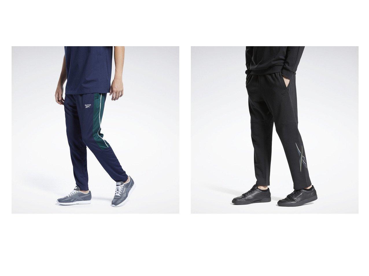 【Reebok/リーボック】のクラシックス ニットパンツ Classics Knit Pants&クラシックス リニア トラック パンツ Classics Linear Track Pants パンツのおすすめ!人気、トレンド・レディースファッションの通販 おすすめで人気の流行・トレンド、ファッションの通販商品 メンズファッション・キッズファッション・インテリア・家具・レディースファッション・服の通販 founy(ファニー) https://founy.com/ ファッション Fashion レディースファッション WOMEN パンツ Pants スリム ドローコード パイピング フィット メンズ モダン フレンチ レギュラー |ID:crp329100000016283
