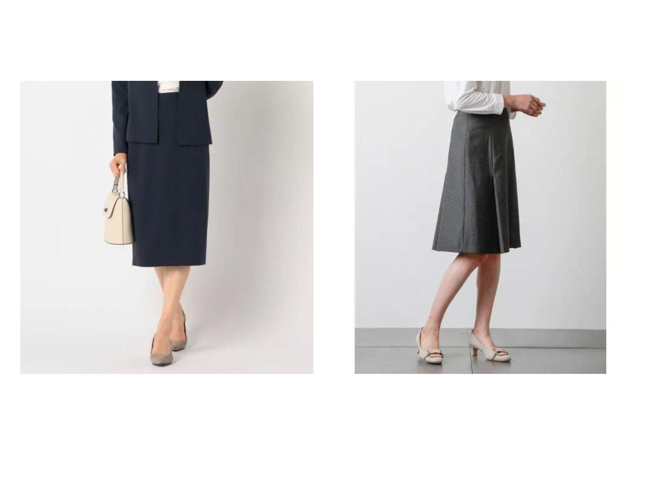 【NEWYORKER/ニューヨーカー】のウールシルクドビー フレアスカート&【NOLLEY'S sophi/ノーリーズソフィー】のニットジョーゼットスカート スカートのおすすめ!人気、トレンド・レディースファッションの通販 おすすめで人気の流行・トレンド、ファッションの通販商品 メンズファッション・キッズファッション・インテリア・家具・レディースファッション・服の通販 founy(ファニー) https://founy.com/ ファッション Fashion レディースファッション WOMEN スカート Skirt Aライン/フレアスカート Flared A-Line Skirts ジャケット ジョーゼット ストレッチ セットアップ タイトスカート 人気 春 Spring インナー エレガント カットソー キュプラ サイドジップ シルク スーツ ドット フレア ボックス 無地 ロング 2021年 2021 S/S 春夏 SS Spring/Summer 2021 春夏 S/S SS Spring/Summer 2021 |ID:crp329100000016296