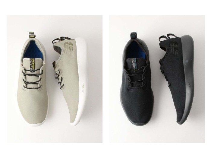 【green label relaxing / UNITED ARROWS/グリーンレーベル リラクシング / ユナイテッドアローズ】のニューバランス NEWBALANCE SC RCVRY スニーカー シューズ・靴のおすすめ!人気、トレンド・レディースファッションの通販 おすすめファッション通販アイテム インテリア・キッズ・メンズ・レディースファッション・服の通販 founy(ファニー) https://founy.com/ ファッション Fashion レディースファッション WOMEN A/W 秋冬 AW Autumn/Winter / FW Fall-Winter アウトドア ウォッシャブル シューズ スエード スニーカー スリッポン バランス |ID:crp329100000016304
