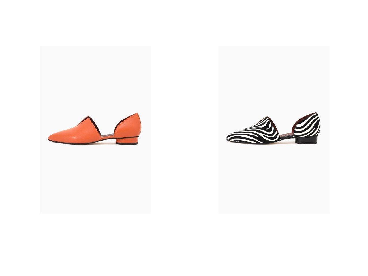 【ROSE BUD/ローズバッド】のスリットフラットシューズ シューズ・靴のおすすめ!人気、トレンド・レディースファッションの通販 おすすめで人気の流行・トレンド、ファッションの通販商品 メンズファッション・キッズファッション・インテリア・家具・レディースファッション・服の通販 founy(ファニー) https://founy.com/ ファッション Fashion レディースファッション WOMEN インソール オレンジ 春 Spring カッティング クッション シューズ スリット トレンド フィット フラット ポインテッド ワイド 2021年 2021 S/S 春夏 SS Spring/Summer 2021 春夏 S/S SS Spring/Summer 2021 |ID:crp329100000016311