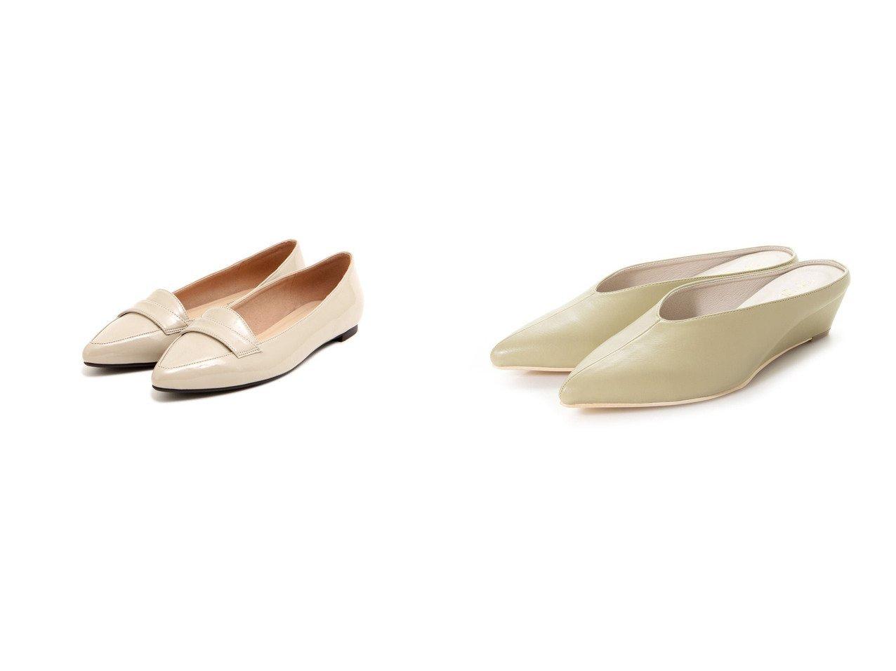 【RiiiKa/リーカ】のポインテッドトゥミュール&【NATURAL BEAUTY BASIC/ナチュラル ビューティー ベーシック】のポインテッドローファーカッター シューズ・靴のおすすめ!人気、トレンド・レディースファッションの通販 おすすめで人気の流行・トレンド、ファッションの通販商品 メンズファッション・キッズファッション・インテリア・家具・レディースファッション・服の通販 founy(ファニー) https://founy.com/ ファッション Fashion レディースファッション WOMEN 2021年 2021 2021 春夏 S/S SS Spring/Summer 2021 S/S 春夏 SS Spring/Summer シューズ 春 Spring |ID:crp329100000016312
