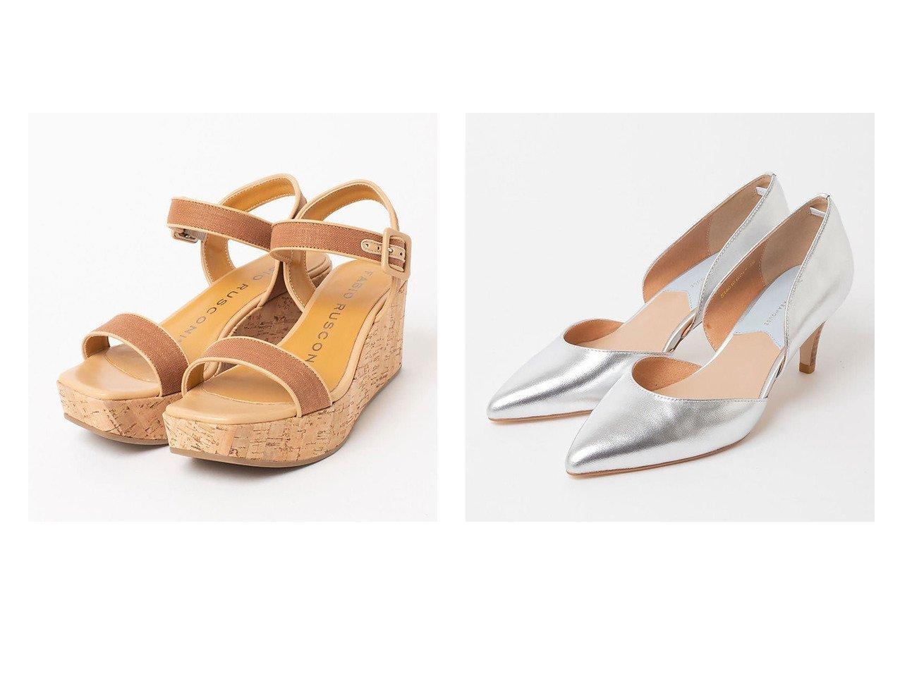 【Piche Abahouse/ピシェ アバハウス】の配色セパレートパンプス&【FABIO RUSCONI】パイピング サンダル シューズ・靴のおすすめ!人気、トレンド・レディースファッションの通販 おすすめで人気の流行・トレンド、ファッションの通販商品 メンズファッション・キッズファッション・インテリア・家具・レディースファッション・服の通販 founy(ファニー) https://founy.com/ ファッション Fashion レディースファッション WOMEN イタリア コレクション サンダル シューズ シンプル パイピング 厚底 セパレート フィット |ID:crp329100000016313