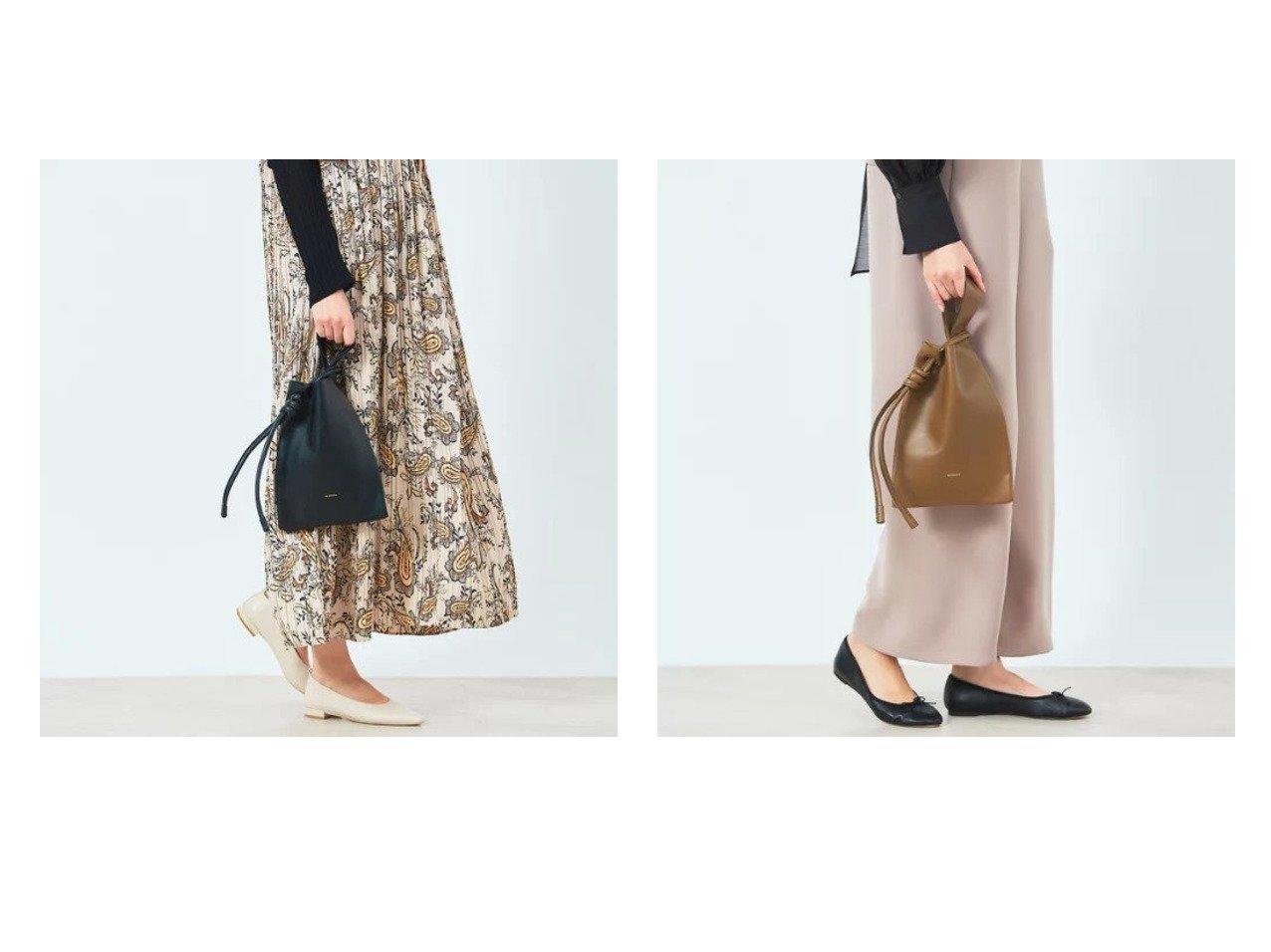 【Rouge vif/ルージュ ヴィフ】の【ORSETTO】MORBIDOハンドバッグ バッグ・鞄のおすすめ!人気、トレンド・レディースファッションの通販 おすすめで人気の流行・トレンド、ファッションの通販商品 メンズファッション・キッズファッション・インテリア・家具・レディースファッション・服の通販 founy(ファニー) https://founy.com/ ファッション Fashion レディースファッション WOMEN バッグ Bag アクセサリー アシンメトリー シンプル ハンドバッグ フラット フロント |ID:crp329100000016325