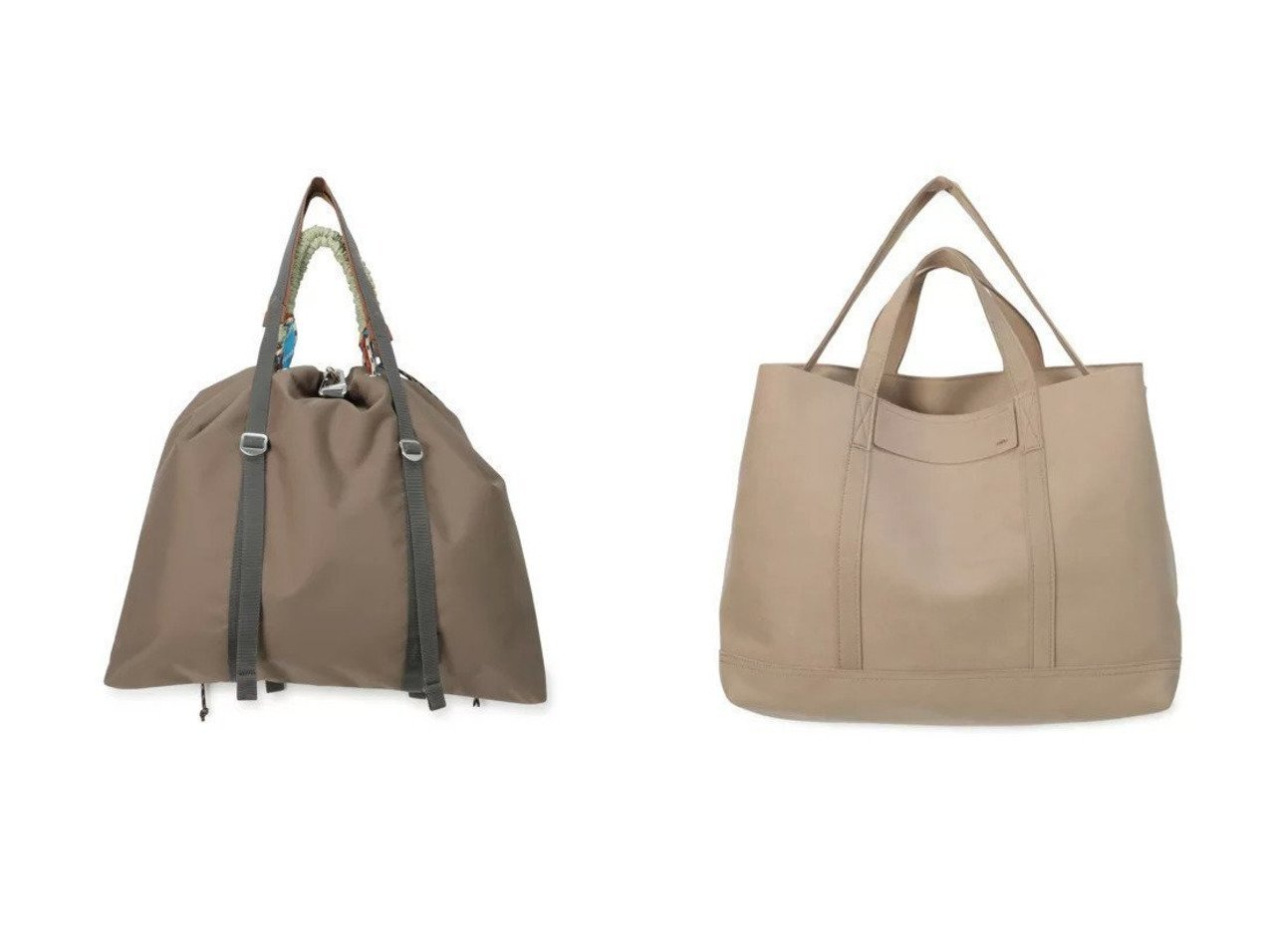 【zattu/ザッツ】のPATA(パタ)&MAC TO-TO(マックトート) バッグ・鞄のおすすめ!人気、トレンド・レディースファッションの通販 おすすめで人気の流行・トレンド、ファッションの通販商品 メンズファッション・キッズファッション・インテリア・家具・レディースファッション・服の通販 founy(ファニー) https://founy.com/ ファッション Fashion レディースファッション WOMEN バッグ Bag アウトドア ダブル フォルム ラウンド 巾着 シンプル  ID:crp329100000016329
