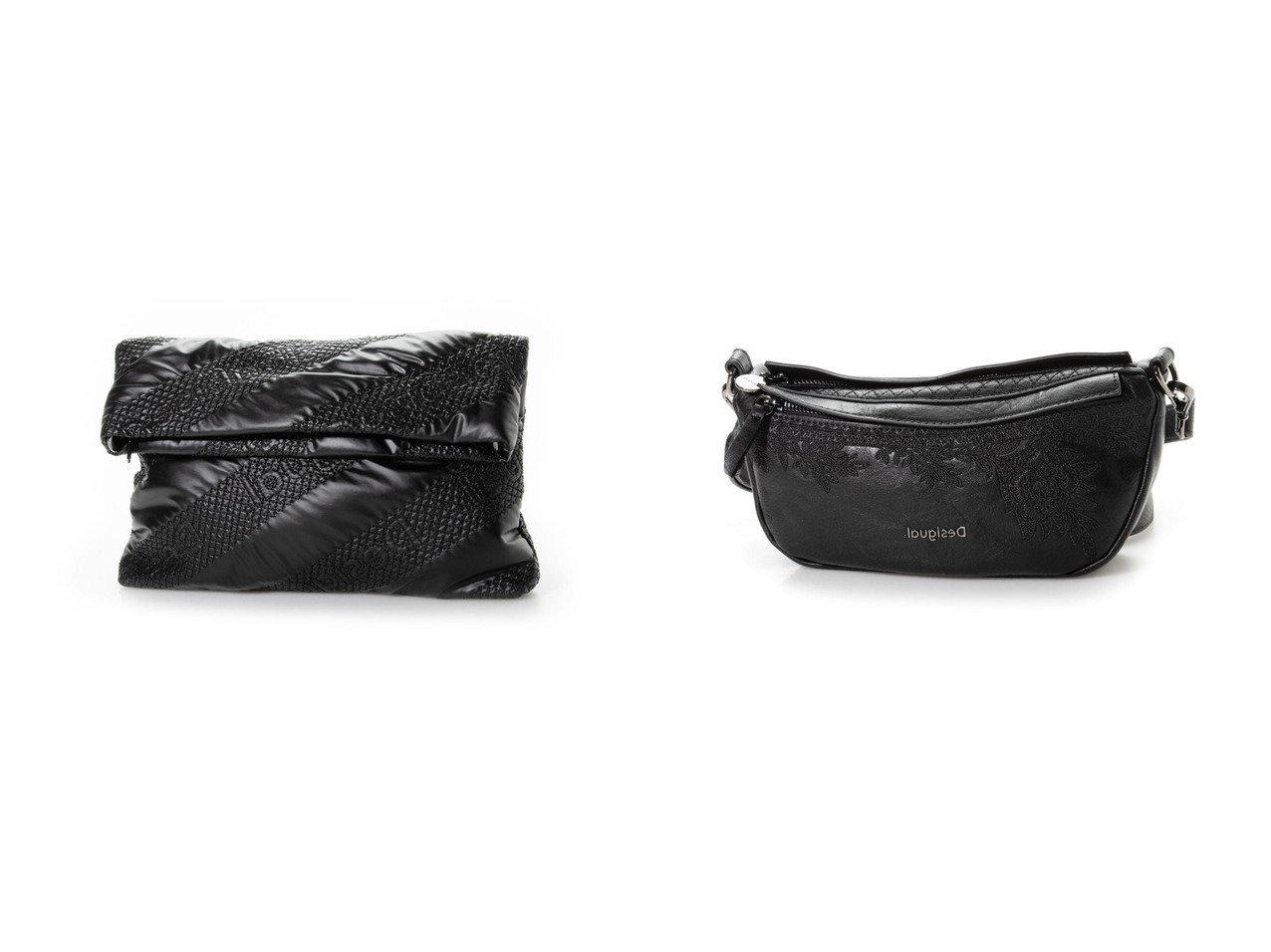 【Desigual/デシグアル】のクロスボディーバッグ TAIPEI MIAMI&ショルダーバッグ LYRICS LUISIANA MEDIUM バッグ・鞄のおすすめ!人気、トレンド・レディースファッションの通販 おすすめで人気の流行・トレンド、ファッションの通販商品 メンズファッション・キッズファッション・インテリア・家具・レディースファッション・服の通販 founy(ファニー) https://founy.com/ ファッション Fashion レディースファッション WOMEN 2021年 2021 2021 春夏 S/S SS Spring/Summer 2021 S/S 春夏 SS Spring/Summer クラッチ ポケット ラップ 春 Spring 財布  ID:crp329100000016335