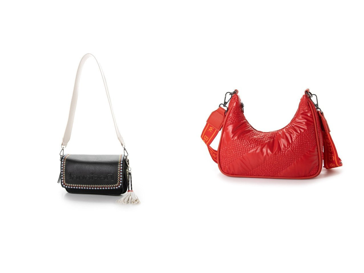 【Desigual/デシグアル】のクロスボディーバッグ GETAWAY TROMSO&ショルダーバッグ TAIPEI MEDLEY バッグ・鞄のおすすめ!人気、トレンド・レディースファッションの通販 おすすめで人気の流行・トレンド、ファッションの通販商品 メンズファッション・キッズファッション・インテリア・家具・レディースファッション・服の通販 founy(ファニー) https://founy.com/ ファッション Fashion レディースファッション WOMEN 2021年 2021 2021 春夏 S/S SS Spring/Summer 2021 S/S 春夏 SS Spring/Summer エスニック カラフル フリンジ ラップ 春 Spring テクスチャー プリント 無地 財布  ID:crp329100000016341