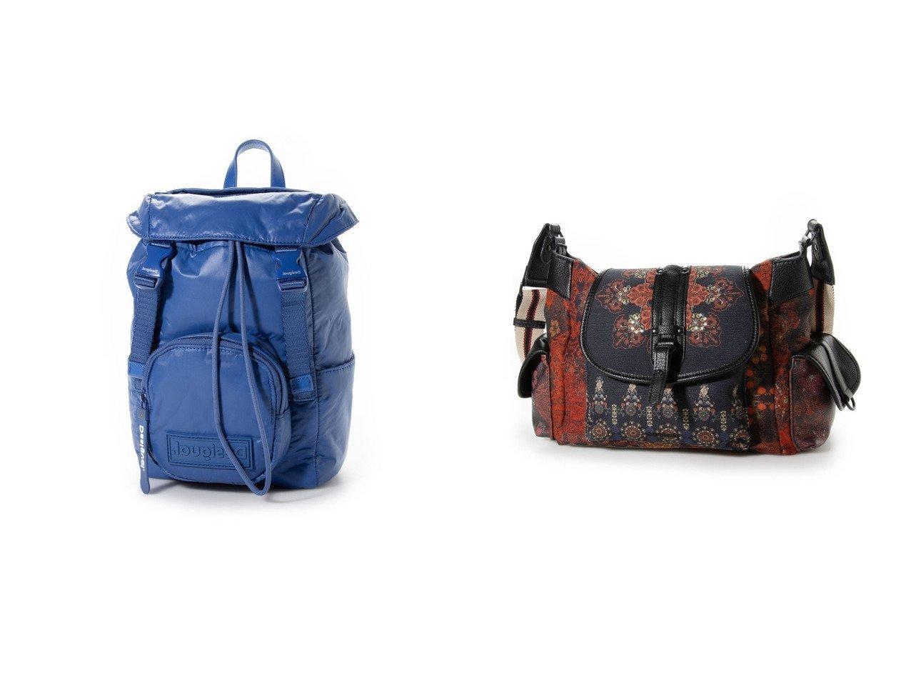 【Desigual/デシグアル】のバックパック FULL COLOR NAYARIT MINI&ショルダーバッグ INDOPATCH KYOTO バッグ・鞄のおすすめ!人気、トレンド・レディースファッションの通販 おすすめで人気の流行・トレンド、ファッションの通販商品 メンズファッション・キッズファッション・インテリア・家具・レディースファッション・服の通販 founy(ファニー) https://founy.com/ ファッション Fashion レディースファッション WOMEN バッグ Bag 2021年 2021 2021 春夏 S/S SS Spring/Summer 2021 S/S 春夏 SS Spring/Summer フロント ポケット ラップ 春 Spring 無地 財布  ID:crp329100000016342