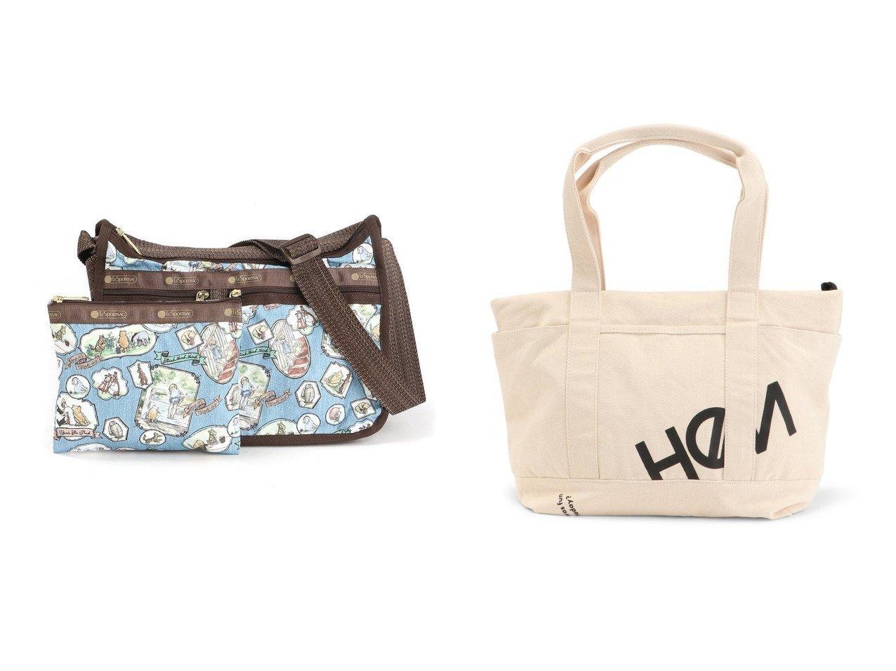 【HeM/ヘム】のジェシー トート ST-283-06&【LeSportsac/レスポートサック】の(レスポートサック)ショルダーバッグ 7507U067 バッグ・鞄のおすすめ!人気、トレンド・レディースファッションの通販 おすすめで人気の流行・トレンド、ファッションの通販商品 メンズファッション・キッズファッション・インテリア・家具・レディースファッション・服の通販 founy(ファニー) https://founy.com/ ファッション Fashion レディースファッション WOMEN バッグ Bag クラシカル コレクション 傘 ショルダー テクスチャー デニム 手帳 人気 ポケット ポーチ ミックス NEW・新作・新着・新入荷 New Arrivals キャンバス ビッグ プリント ベーシック  ID:crp329100000016350