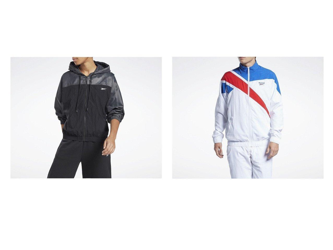 【Reebok/リーボック】のシャイニー ウーブン ジャケット Shiny Woven Jacket&クラシックス ベクター トラック ジャケット Classics Vector Track Jacket アウターのおすすめ!人気、トレンド・レディースファッションの通販 おすすめで人気の流行・トレンド、ファッションの通販商品 メンズファッション・キッズファッション・インテリア・家具・レディースファッション・服の通販 founy(ファニー) https://founy.com/ ファッション Fashion レディースファッション WOMEN アウター Coat Outerwear ジャケット Jackets シャイニー ジャケット ストレッチ テクスチャー フィット フロント ポケット リラックス 軽量 なめらか スタンド レギュラー |ID:crp329100000016364