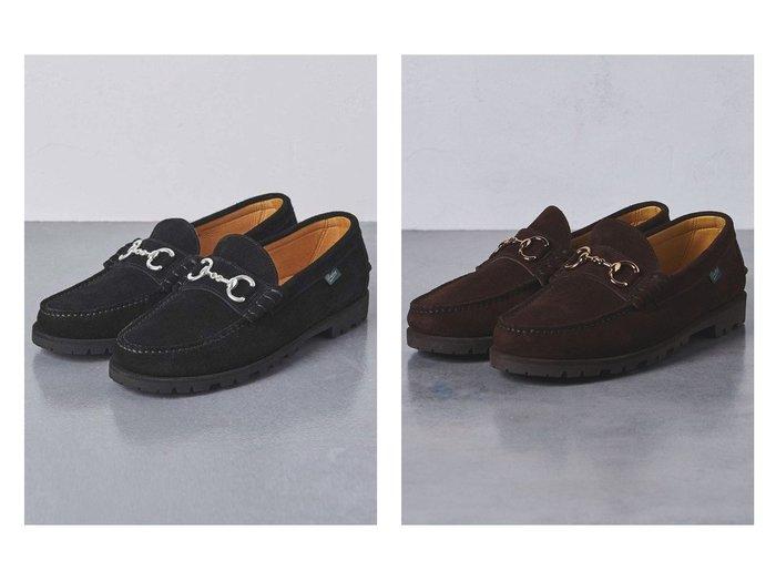 【UNITED ARROWS / MEN/ユナイテッドアローズ】のParaboot(パラブーツ) UASPBITSUEDELOAFER† 【MEN】別注・限定・コラボなど、おすすめ!人気トレンド・メンズファッション通販 おすすめファッション通販アイテム レディースファッション・服の通販 founy(ファニー) ファッション Fashion メンズファッション MEN シューズ・靴 Shoes Men ブーツ Boots A/W 秋冬 AW Autumn/Winter / FW Fall-Winter S/S 春夏 SS Spring/Summer シューズ シルバー スエード ソックス ドレス 別注 春 Spring |ID:crp329100000016472