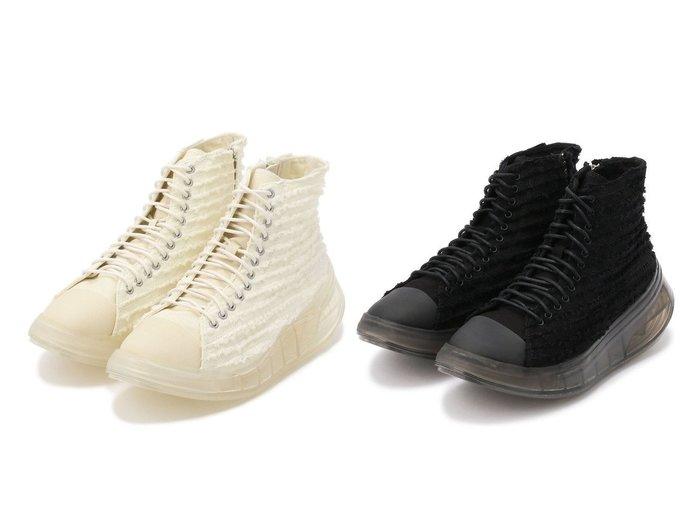 【ROYAL FLASH / MEN/ロイヤルフラッシュ】の【別注】グラウンズ/Hi VORTEX R 【MEN】別注・限定・コラボなど、おすすめ!人気トレンド・メンズファッション通販 おすすめ人気トレンドファッション通販アイテム 人気、トレンドファッション・服の通販 founy(ファニー)  ファッション Fashion メンズファッション MEN シューズ・靴 Shoes Men スニーカー Sneakers NEW・新作・新着・新入荷 New Arrivals サイドジップ シューズ スニーカー スリッポン レース 別注 |ID:crp329100000016480