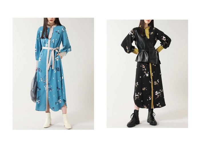 【ROSE BUD/ローズバッド】のオリエンタルプリントワンピース&ワンショルダービスチェ ROSE BUDのおすすめ!人気、トレンド・レディースファッションの通販 おすすめファッション通販アイテム インテリア・キッズ・メンズ・レディースファッション・服の通販 founy(ファニー) https://founy.com/ ファッション Fashion レディースファッション WOMEN ワンピース Dress トップス Tops Tshirt キャミソール / ノースリーブ No Sleeves シャツ/ブラウス Shirts Blouses ビスチェ Bustier 2021年 2021 2021 春夏 S/S SS Spring/Summer 2021 S/S 春夏 SS Spring/Summer オリエンタル プリント ロング 春 Spring |ID:crp329100000016875