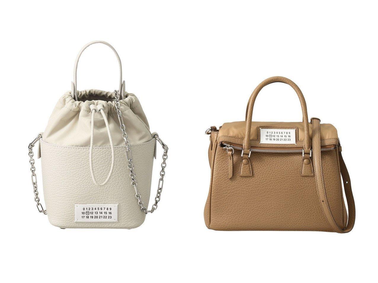 【MAISON MARGIELA/メゾン マルジェラ】の5ACバケットバッグ&5AC ハンドバッグ おすすめ!人気、トレンド・レディースファッションの通販 おすすめで人気の流行・トレンド、ファッションの通販商品 メンズファッション・キッズファッション・インテリア・家具・レディースファッション・服の通販 founy(ファニー) https://founy.com/ ファッション Fashion レディースファッション WOMEN バッグ Bag 2021年 2021 2021 春夏 S/S SS Spring/Summer 2021 S/S 春夏 SS Spring/Summer コレクション コンパクト ハンドバッグ フォルム 人気 春 Spring |ID:crp329100000016888