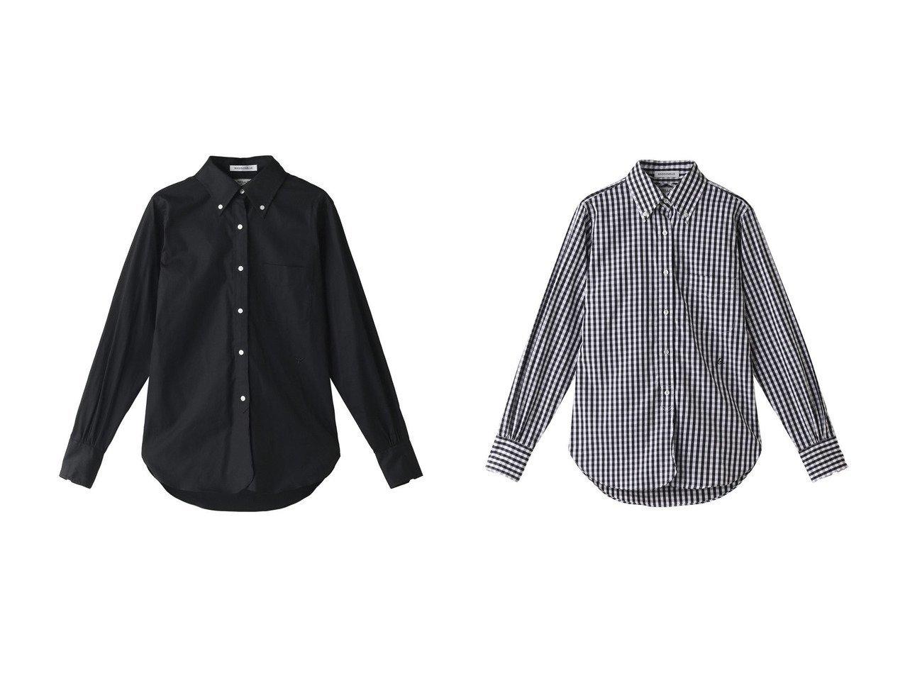 【MADISONBLUE/マディソンブルー】のMADISON コットンオックスシャツ&MADISON ギンガムチェックシャツ MADISONBLUEのおすすめ!人気、トレンド・レディースファッションの通販 おすすめで人気の流行・トレンド、ファッションの通販商品 メンズファッション・キッズファッション・インテリア・家具・レディースファッション・服の通販 founy(ファニー) https://founy.com/ ファッション Fashion レディースファッション WOMEN トップス Tops Tshirt シャツ/ブラウス Shirts Blouses 2021年 2021 2021 春夏 S/S SS Spring/Summer 2021 S/S 春夏 SS Spring/Summer サテン スリーブ フィット ロング 春 Spring |ID:crp329100000016896