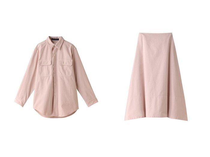 【MADISONBLUE/マディソンブルー】のパステルミモレフレアスカート&HAMPTON パステルシャツ MADISONBLUEのおすすめ!人気、トレンド・レディースファッションの通販 おすすめファッション通販アイテム レディースファッション・服の通販 founy(ファニー) ファッション Fashion レディースファッション WOMEN スカート Skirt Aライン/フレアスカート Flared A-Line Skirts ロングスカート Long Skirt トップス Tops Tshirt シャツ/ブラウス Shirts Blouses 2021年 2021 2021 春夏 S/S SS Spring/Summer 2021 S/S 春夏 SS Spring/Summer スニーカー フレア ミモレ ロング 春 Spring |ID:crp329100000016911