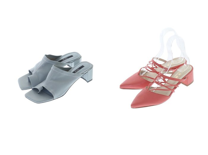 【The Virgnia/ザ ヴァージニア】の【REMME】ストリングヒールサンダル&【JETEE】レザートングサンダル The Virgniaのおすすめ!人気、トレンド・レディースファッションの通販 おすすめファッション通販アイテム レディースファッション・服の通販 founy(ファニー) ファッション Fashion レディースファッション WOMEN 2021年 2021 2021 春夏 S/S SS Spring/Summer 2021 S/S 春夏 SS Spring/Summer サンダル 春 Spring |ID:crp329100000016915