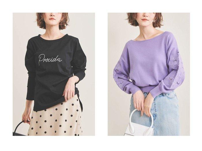 【The Virgnia/ザ ヴァージニア】の刺しゅうロゴロングT&幾何学ショルダー刺しゅうニット The Virgniaのおすすめ!人気、トレンド・レディースファッションの通販 おすすめファッション通販アイテム レディースファッション・服の通販 founy(ファニー) ファッション Fashion レディースファッション WOMEN トップス Tops Tshirt シャツ/ブラウス Shirts Blouses ロング / Tシャツ T-Shirts カットソー Cut and Sewn ニット Knit Tops プルオーバー Pullover 2021年 2021 2021 春夏 S/S SS Spring/Summer 2021 S/S 春夏 SS Spring/Summer イタリア スリーブ ロング 春 Spring |ID:crp329100000016924