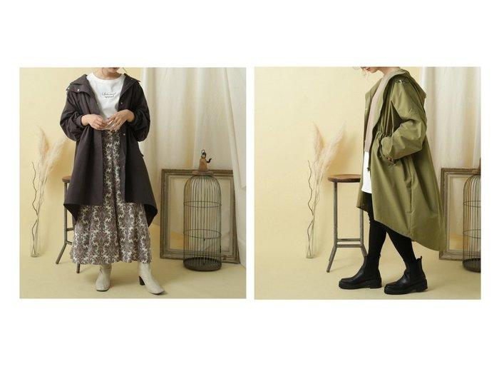 【frames RAY CASSIN/フレームスレイカズン】の【WEB限定】オーバーサイズマウンテンパーカー 別注・限定・コラボなど、おすすめ!人気トレンド・レディースファッション通販 おすすめファッション通販アイテム レディースファッション・服の通販 founy(ファニー) ファッション Fashion レディースファッション WOMEN アウター Coat Outerwear ブルゾン Blouson Jackets トップス Tops Tshirt パーカ Sweats シャツワンピ シンプル スウェット ドローストリング パーカー ビスチェ ブルゾン プリント ベスト ミドル 無地 ロング NEW・新作・新着・新入荷 New Arrivals |ID:crp329100000017025