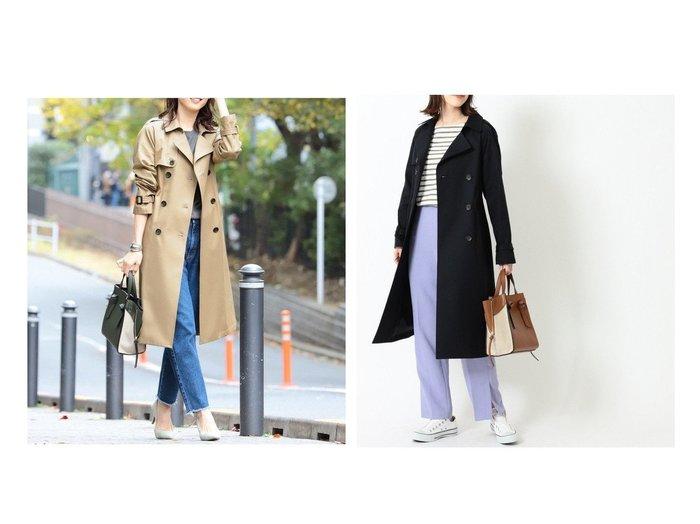 【B:MING by BEAMS/ビーミング by ビームス】のトレンチコート21SS-P BEAMSのおすすめ!人気、トレンド・レディースファッションの通販 おすすめファッション通販アイテム レディースファッション・服の通販 founy(ファニー) ファッション Fashion レディースファッション WOMEN アウター Coat Outerwear コート Coats ジャケット Jackets トレンチコート Trench Coats 2021年 2021 2021 春夏 S/S SS Spring/Summer 2021 S/S 春夏 SS Spring/Summer クラシカル シルク ジャケット トレンド ベーシック |ID:crp329100000017074