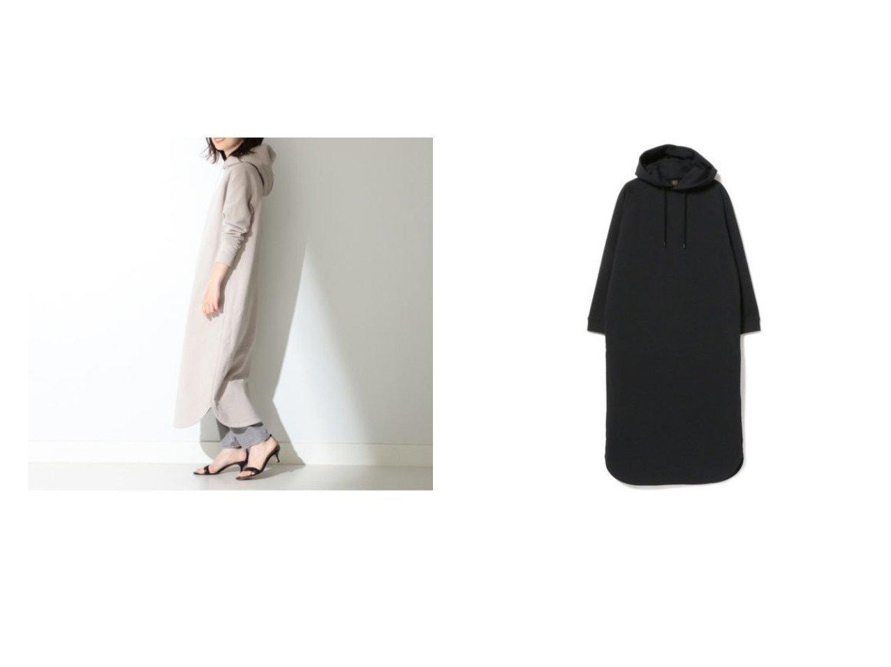 【Demi-Luxe BEAMS/デミルクス ビームス】のパーカ ワンピース BEAMSのおすすめ!人気、トレンド・レディースファッションの通販 おすすめで人気の流行・トレンド、ファッションの通販商品 メンズファッション・キッズファッション・インテリア・家具・レディースファッション・服の通販 founy(ファニー) https://founy.com/ ファッション Fashion レディースファッション WOMEN ワンピース Dress シンプル 定番 Standard レギンス |ID:crp329100000017091