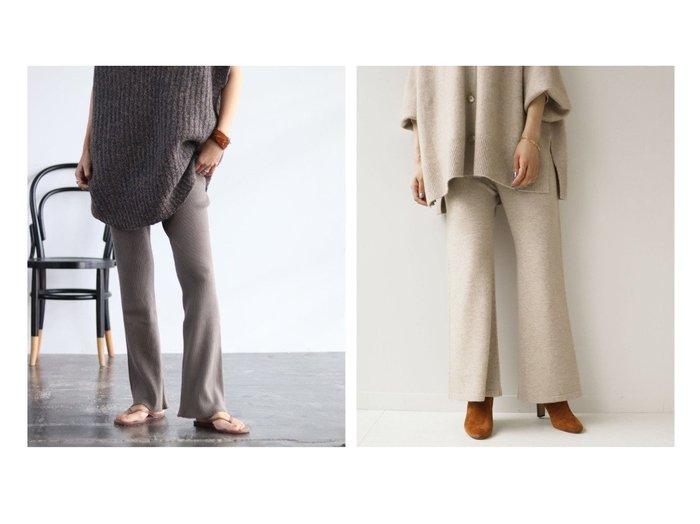 【Plage/プラージュ】の《追加》【キャラクス】NEW RIB パンツ3&《追加》【R IAM】Washable WOOL パンツ2 Plageのおすすめ!人気、トレンド・レディースファッションの通販 おすすめファッション通販アイテム レディースファッション・服の通販 founy(ファニー) ファッション Fashion レディースファッション WOMEN パンツ Pants 2020年 2020 2020-2021 秋冬 A/W AW Autumn/Winter / FW Fall-Winter 2020-2021 A/W 秋冬 AW Autumn/Winter / FW Fall-Winter カットソー マキシ 人気 カシミア ジュエリー リラックス ワイド |ID:crp329100000017154