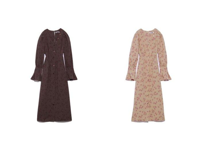 【SNIDEL/スナイデル】のパターンタイトワンピース SNIDELのおすすめ!人気、トレンド・レディースファッションの通販 おすすめファッション通販アイテム インテリア・キッズ・メンズ・レディースファッション・服の通販 founy(ファニー) https://founy.com/ ファッション Fashion レディースファッション WOMEN ワンピース Dress 2021年 2021 2021 春夏 S/S SS Spring/Summer 2021 S/S 春夏 SS Spring/Summer クラシカル プリント レース 春 Spring |ID:crp329100000017212