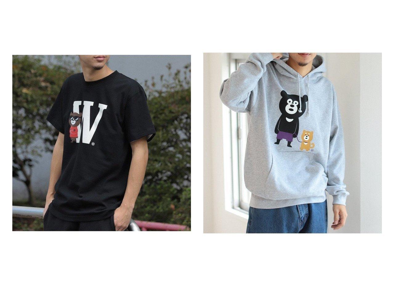 【BEAMS T / MEN/ビームスT】の【SPECIAL PRICE】 Dog Bear パーカ&The Wonderful! design works. BEAR Tシャツ 【MEN】BEAMSのおすすめ!人気トレンド・男性、メンズファッションの通販 おすすめで人気の流行・トレンド、ファッションの通販商品 メンズファッション・キッズファッション・インテリア・家具・レディースファッション・服の通販 founy(ファニー) https://founy.com/ ファッション Fashion メンズファッション MEN トップス Tops Tshirt Men シャツ Shirts パーカ Sweats カットソー クール サングラス スウェット |ID:crp329100000017287