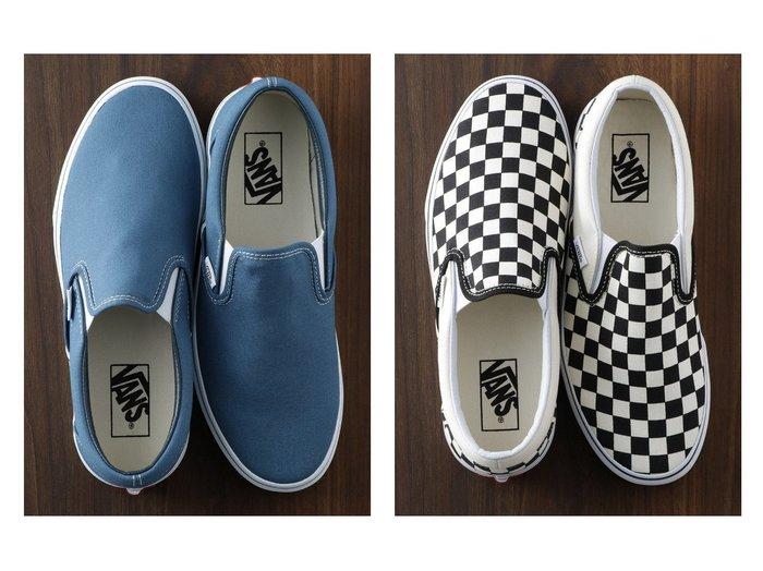 【BEAMS / MEN/ビームス】のVNS SLIP ON 【MEN】BEAMSのおすすめ!人気トレンド・男性、メンズファッションの通販 おすすめファッション通販アイテム インテリア・キッズ・メンズ・レディースファッション・服の通販 founy(ファニー) https://founy.com/ ファッション Fashion メンズファッション MEN シューズ・靴 Shoes Men スニーカー Sneakers カリフォルニア シューズ スニーカー スポーツ スリッポン 楽ちん |ID:crp329100000017289