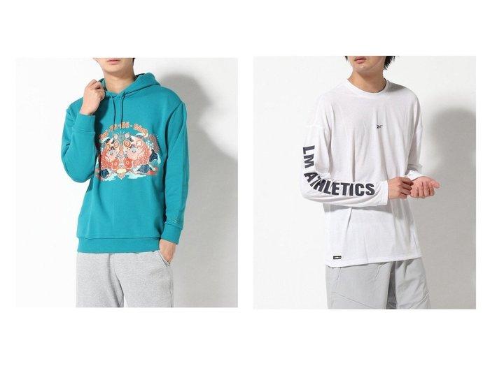 【Reebok Classic / MEN/リーボック クラシック】のクラシックス CNY グラフィック フーディー Classics CNY Graphic Hoodie リーボック&【REEBOK / MEN/リーボック】の【2021春夏】レズミルズ ロング スリーブ Tシャツ Les Mills Long Sleeve T-Shirt リーボック 【MEN】Reebokのおすすめ!人気トレンド・男性、メンズファッションの通販 おすすめ人気トレンドファッション通販アイテム 人気、トレンドファッション・服の通販 founy(ファニー) ファッション Fashion メンズファッション MEN トップス Tops Tshirt Men パーカ Sweats シャツ Shirts NEW・新作・新着・新入荷 New Arrivals カットソー グラフィック パーカー フィット フレンチ フロント リラックス 2021年 2021 2021 春夏 S/S SS Spring/Summer 2021 S/S 春夏 SS Spring/Summer ジャージー ストレート スリーブ メンズ ロング 春 Spring 軽量  ID:crp329100000017307
